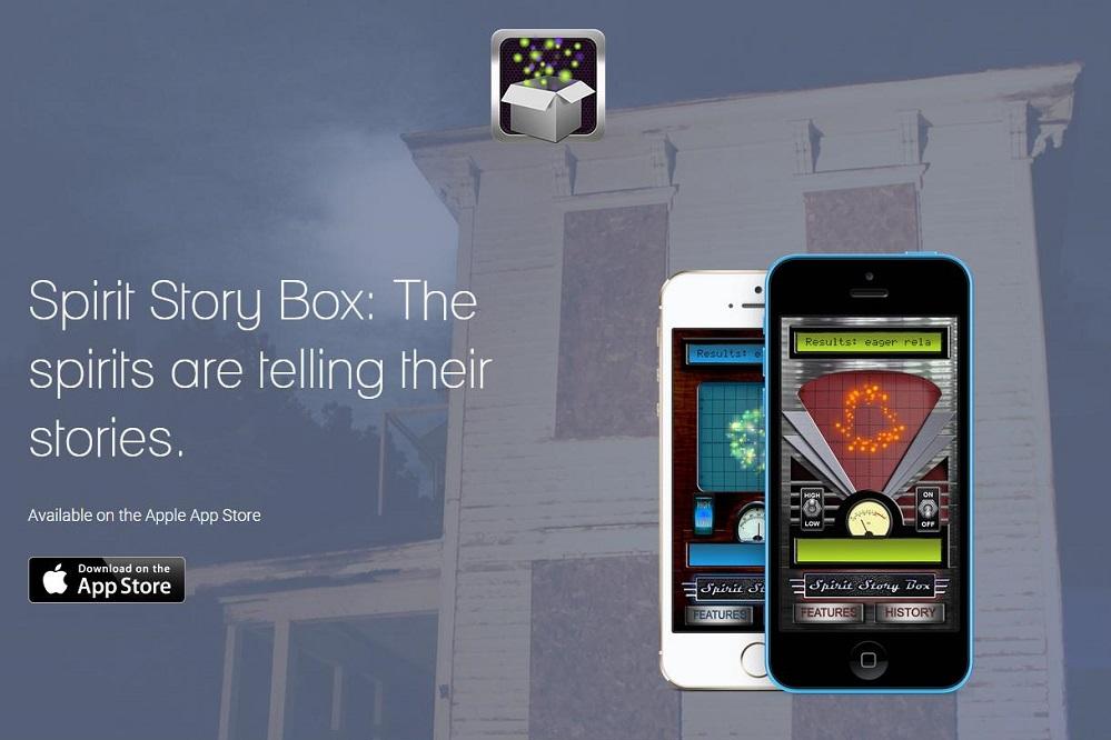 Spirit Story Box
