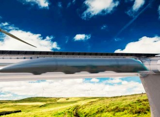 Hyperloop Dreams Are Getting Real