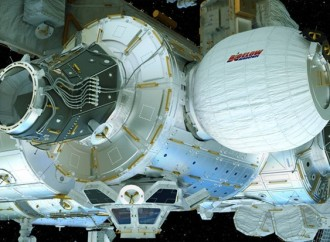 Nasa is about to expand its giant inflatable space pod