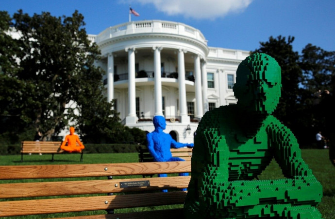 The White House gathered tech leaders to tackle society\'s biggest problems