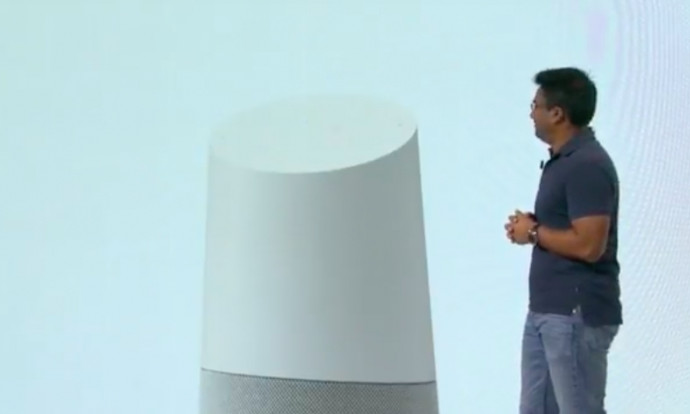 Google launches Home, its answer to Amazon Echo