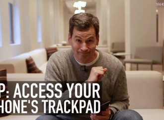 Pogue's Basics: The secret trackpad on the iPhone 6s and 7
