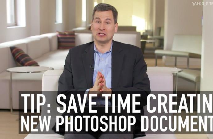 Pogue's Basics: Bring back Photoshop's New Document box