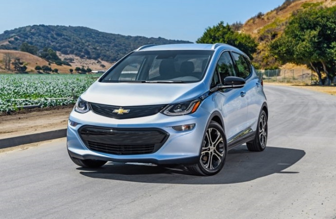 I drove the electric Chevy Bolt all weekend and only freaked out once