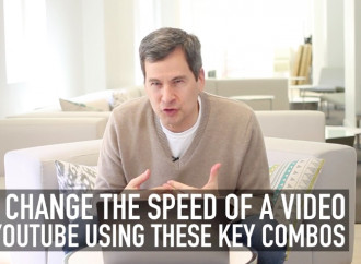 Pogue's Basics: How to speed up YouTube playback with a keystroke