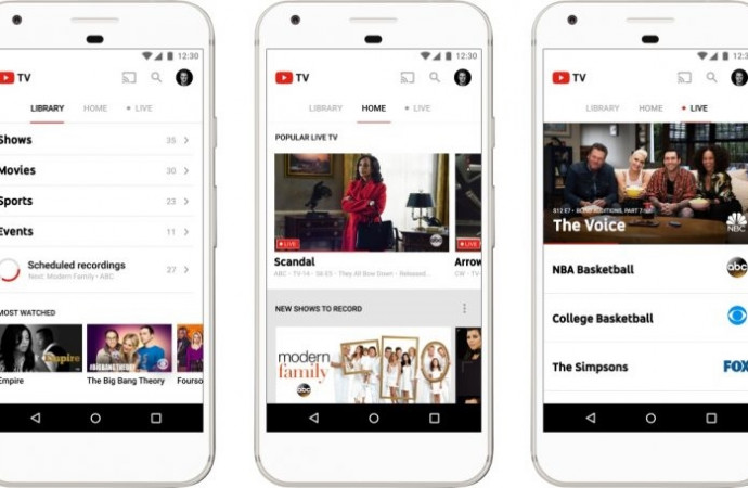 Google\'s new YouTube TV lets you watch cable for $35 a month