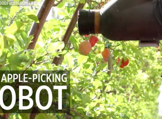 Meet this new apple-picking robot