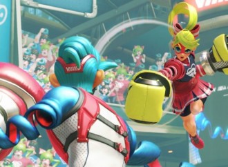 Nintendo\'s \'Arms\' is a whimsical fighter with wonderful multiplayer