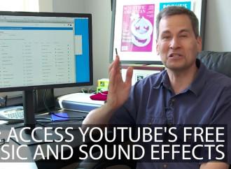 Pogue\'s Basics: Access YouTube\'s free music and sound effects