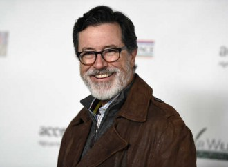 Pray for Trump to stay: Stephen Colbert doesn't want Donald to leave the elections race