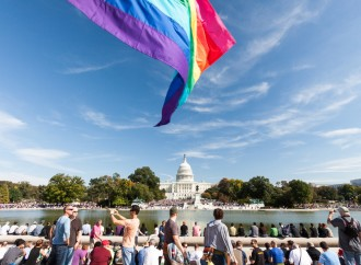 LGBT community tries to use the Pope Francis visit for garnering attention