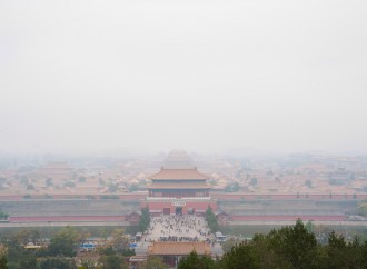 """""""Crazy Bad"""" Level of Pollution: Beijing Issues First """"Red Alert"""" Over Smog"""