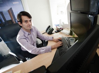 Most Hated Man in America, Martin Shkreli, Is Arrested for Skyrocketing Drug Prices