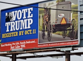 Amish PAC aims to get buggies to the polls for Trump