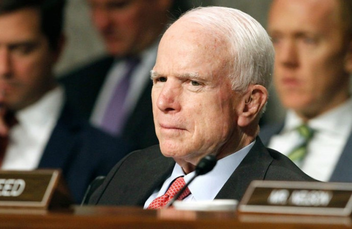 McConnell delays vote on health care after McCain surgery