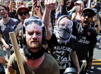 As neo-Nazis grow bolder, the 'antifa' has emerged to fight them
