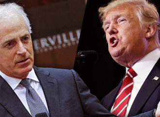 Trump adds Tennessee's Corker to his Twit list