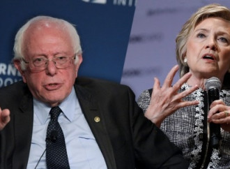 Bernie Sanders dismisses Hillary Clinton's comments blaming him for her election loss