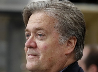 Steve Bannon: The Catholic Church 'needs illegal aliens' to fill its pews
