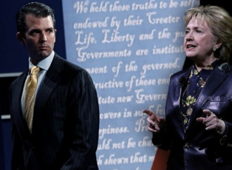 Clinton blasts Don Jr.'s 'absurd lie' about Russian lawyer meeting