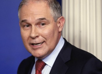 Trump administration to terminate Obama's climate plan