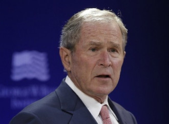 George W. Bush: 'Bigotry seems emboldened' in Trump era